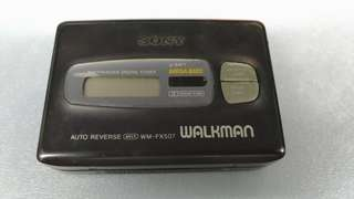 Sony walkman 30多年仍保存良好