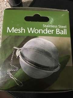 3吋茶隔 stainless steel mesh wonder ball