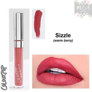 Colourpop Ultra Matte Lip UML SIZZLE