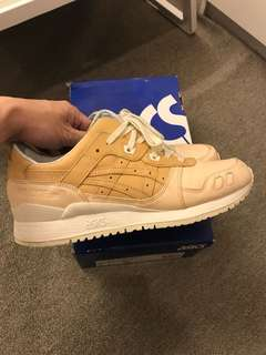 Asics Gel Lyte III Veg Tan Leather