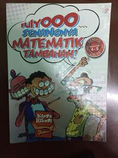 [SPM] Addmaths Reference Book Comic Fromat