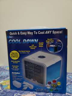 Usb迷你冷機氣usb mini air conditioner