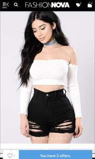 NEW Fashion Nova Top