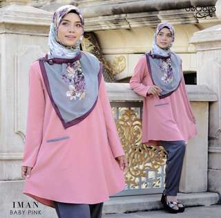 Iman Blouse (clearance )