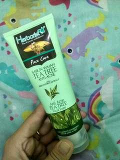 Sabun Wajah Tea Tree Herboist