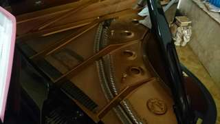 Grand piano kawai RX 7