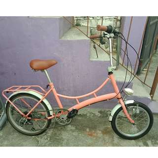 RAYCHELL JAPAN CRUISER (FREE DELIVERY AND NEGOTIABLE!) not folding bike