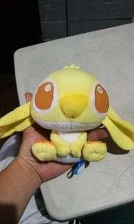 Disney stitch yellow
