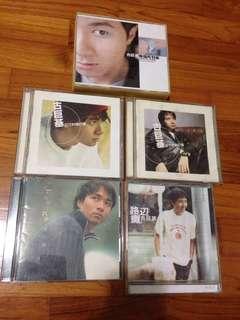 古巨基 CDs