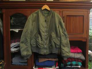 Bomber ma1 alpha industries