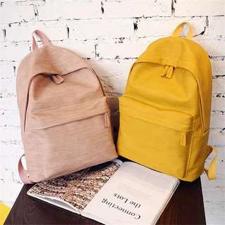 [FREE DELIVERY] Casual Backpack