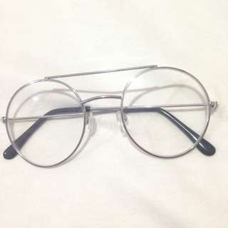 Korean Round Glasses