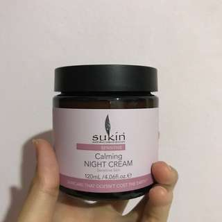 Calming Night Cream