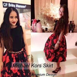 MK Lux skirt