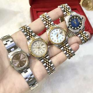 Rolex Brand Watches