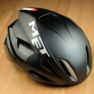 Met Manta Cycling Helmet Black White