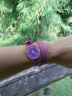 Swatch Twist Purple