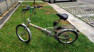 Foldable Bicycle Dura
