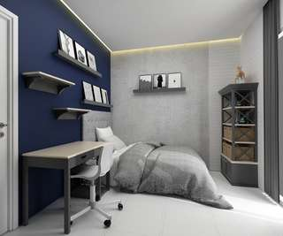 Furniture free design interior