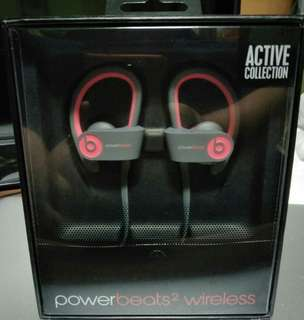 Powerbeats 2 Wireless ((price lowered))