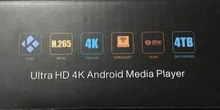 Android TV Box 4K - Philips