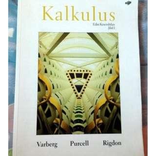 Kalkulus Edisi 9 Jilid 1 - Purcell Varberg Rigdom - Bahasa Indonesia