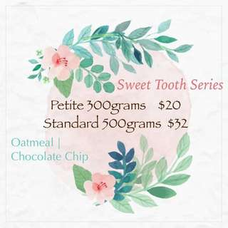 Sweet Tooth Series Lactation Cookies