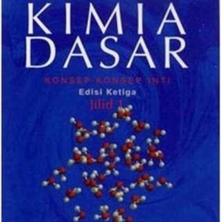 Kimia Dasar Edisi 3 Jilid 1 - Chang - Bahasa Indonesia