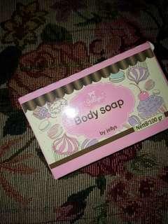Pure soap / body soap / whitening