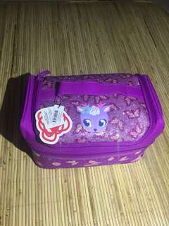 Smiggle lunch box 2 container scented