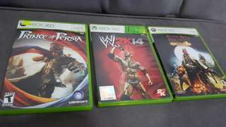 Xbox 360 game CDS