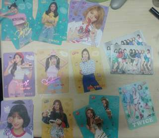 Yes Card (Lovelyz ,Gfriend ,Black Pink ,Redveluet ,Twice)