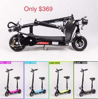 Electric Scooter BRANDNEW INSTOCK