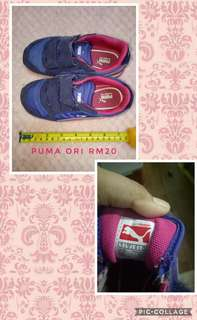 Authentic girl Puma Shoes