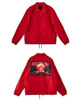 🚚 BIGBANG GD 權志龍 演唱會周邊絕對正品 同款風衣 99%全新僅穿一次