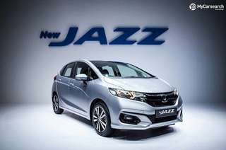 Honda jazz 0% GST