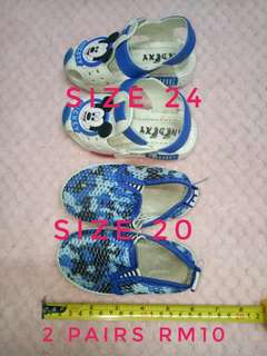 Sandal and Shoes