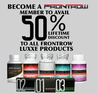 FRONTROW PRODUCTS