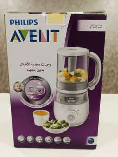Philips Avent Healthy Baby Food Maker SCF875/01