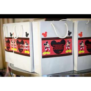 Customized / Personlized Paper Bags