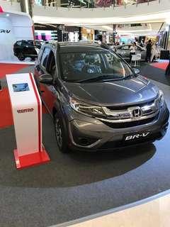 Honda brv 0% GST