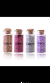 Beauty creation glitter collection