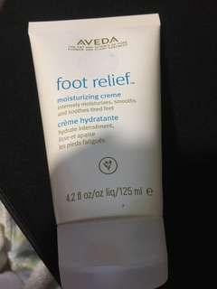 Aveda foot relief 護足霜 125ml