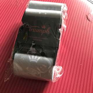 Triumph 行李帶
