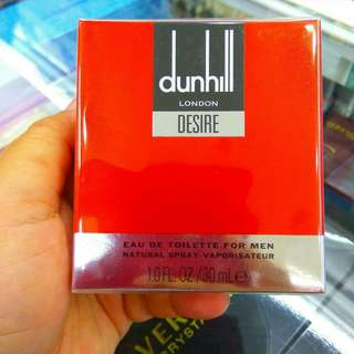 Dunhill Desire Red