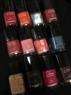 Chanel 指甲油