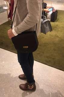 全新Celine 黑色單邊袋(購自法國)