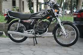 Dijual motor yamaha rxkig tahun 2004 warnah hitam ss lenkap pelat b  minat serius silakan hubungi wa 082337086767