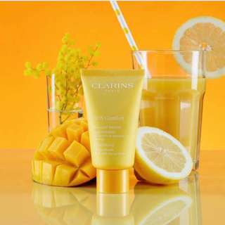 Clarins mask