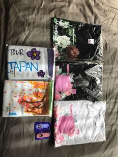 TWICELAND IN JAPAN MERCHANDISE (all on hand)